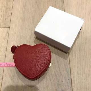Pandora 2017 Valentine Heart Leather Jewellery Box