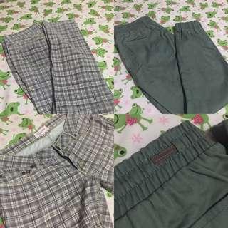 F&H Artwork Pants Combo