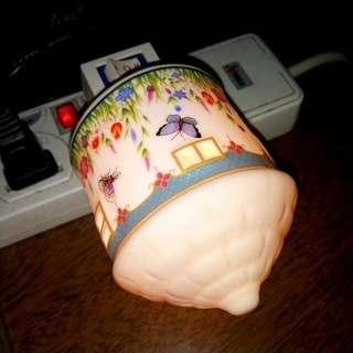 Portable Ceramic Lamp