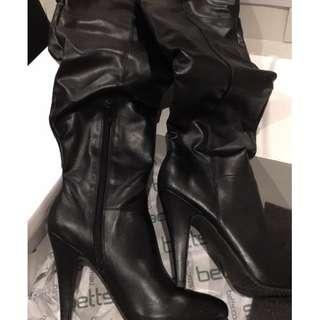 Brand new Betts long boots