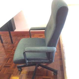 IKEA High Back Chair