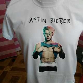 Justin Bieber Personalized Shirt