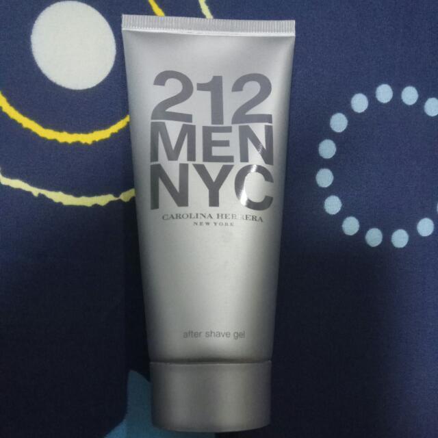 212 Men NYC AFTER SHAVE GE