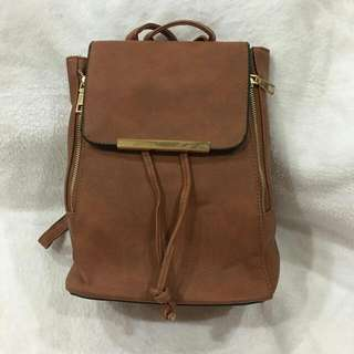 BAGPACK LEATHER