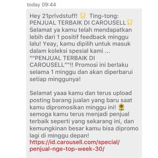 TRUSTED SELLER 😊