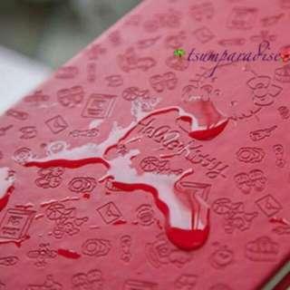 Waterproof Hellokityy Notebook Diary