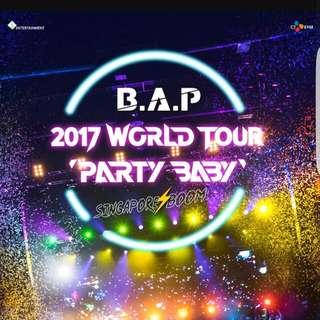 [WTS] B.A.P CAT1 Ticket
