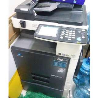 二手影印機Konica Minolta Bizhub C200