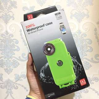 Waterproof Case For IPHONE 6 (Resistant Up To 40 Meters)