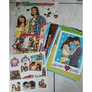 She's Dating The Gangster Poster Set