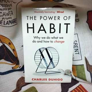 The Power Of Habit By Charles Duhigg 《為什麼我們這樣生活,那樣工作?》英文原著