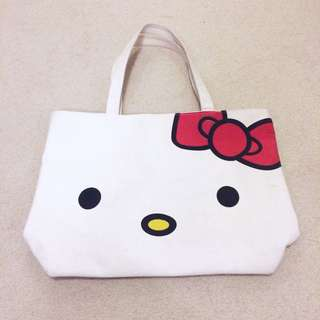 Hello Kitty Tote
