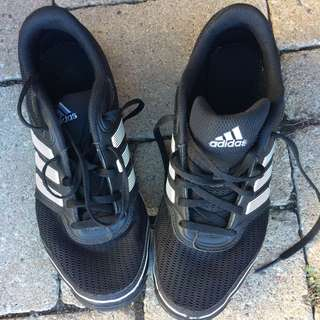 Black Adidas Women's Shoes