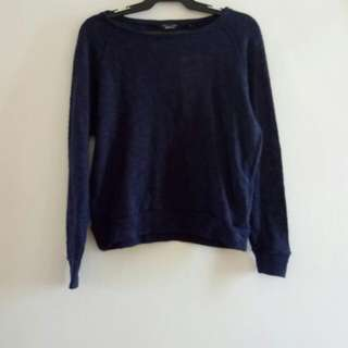 915 by NEW LOOK Navy Blue Sweater Size XS -Small