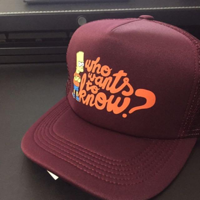 SQUAD MUWKA 帽子