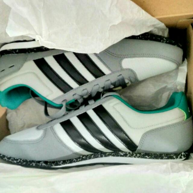 Adidas Neo City Racer Grey (Original)