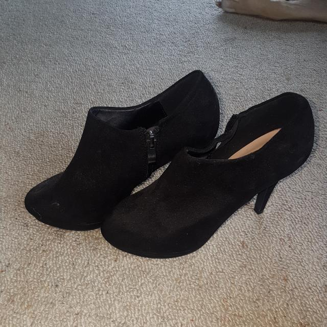 PRICE DROP. Ankle High Heels