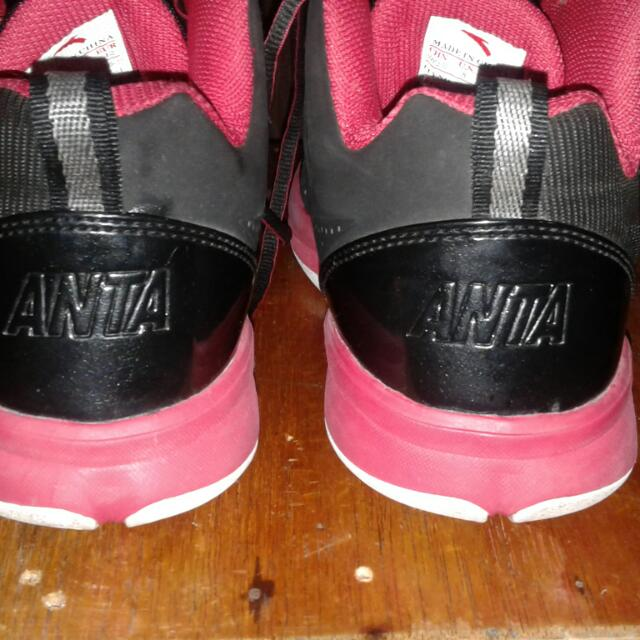 REPRICED! Anta Basketball Shoes Size 8