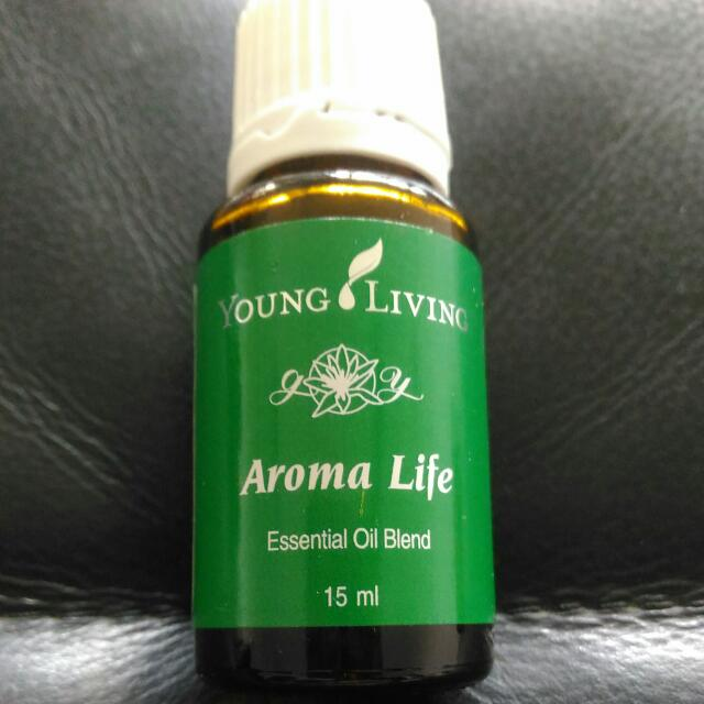 AROMA LIFE Essential Oil Blend