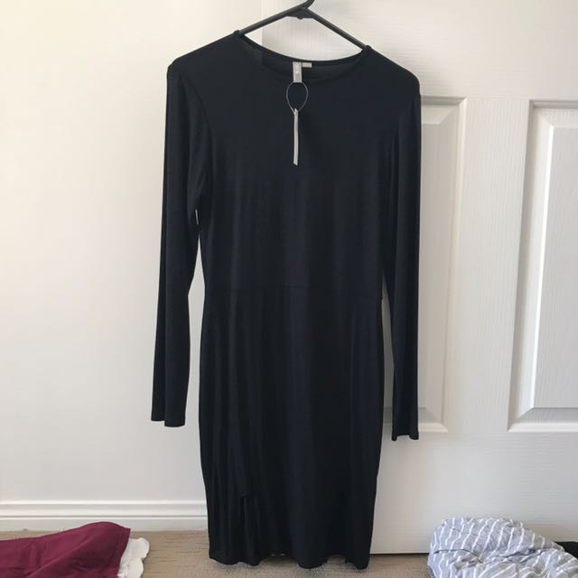 Asos Long Sleeve Dress