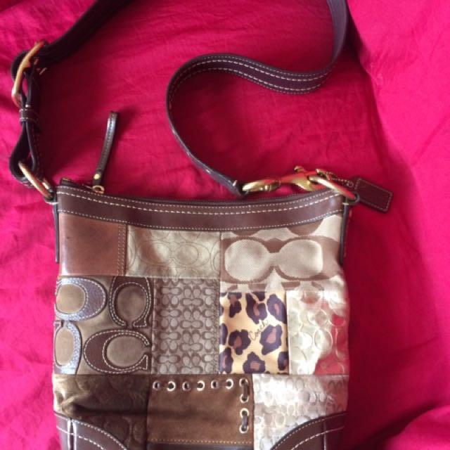Auth.Coach bag