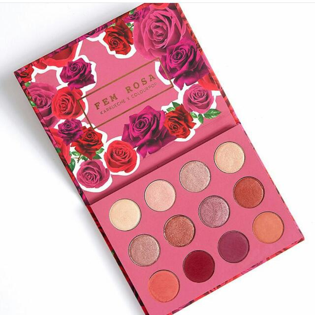 AUTHENTIC 'She' Palette