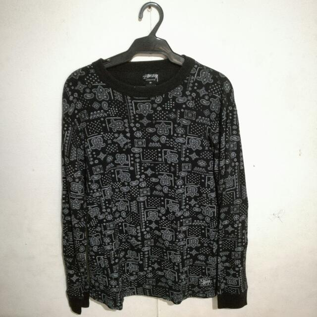 Authentic Stussy Sweater