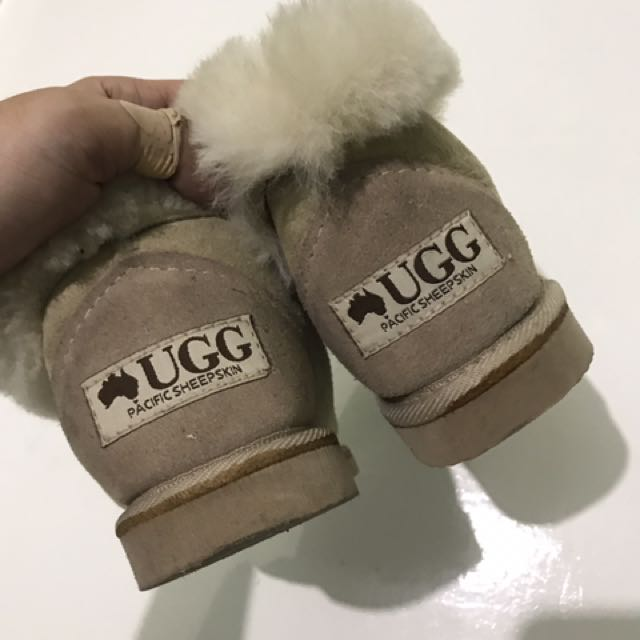 AUTHENTIC UCG SHOES FOR KIDS