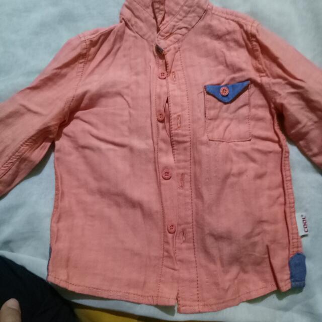 Baju Cool Baby Anak