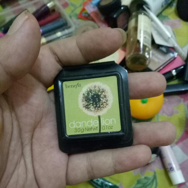 Benefit Dandelion Blush Trial Size
