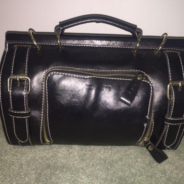 Black Cute Handbag