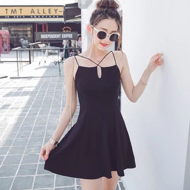 BNWT Black Dress