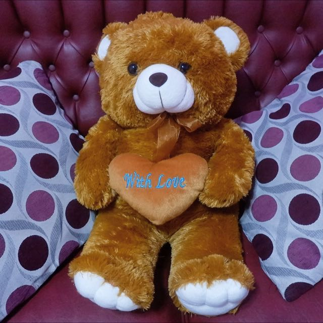 Boneka Tedy Bear