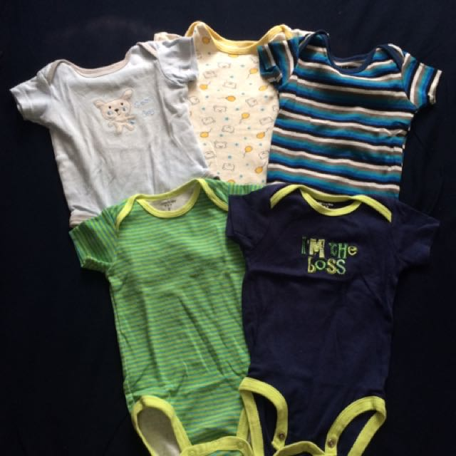 Carter's Baby Boy Jumper 6m