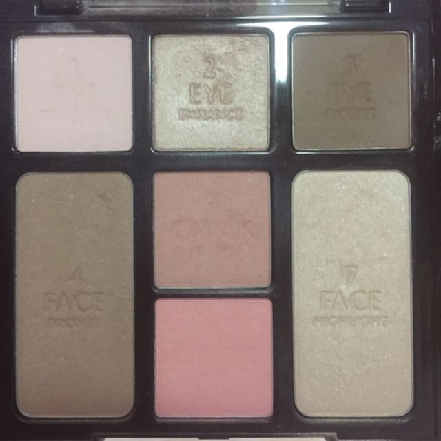 6dfeb3d6d103a Charlotte Tilbury Instant Look In A Palette Natural Beauty