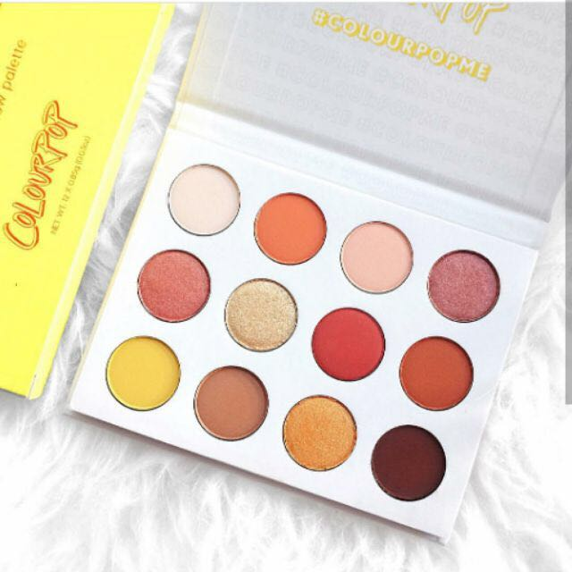 (現貨返台‼️)Colourpop Yes Please!
