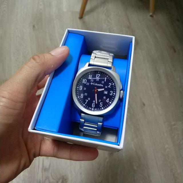 95e9303cb0851 Columbia Cornerstone Timepiece