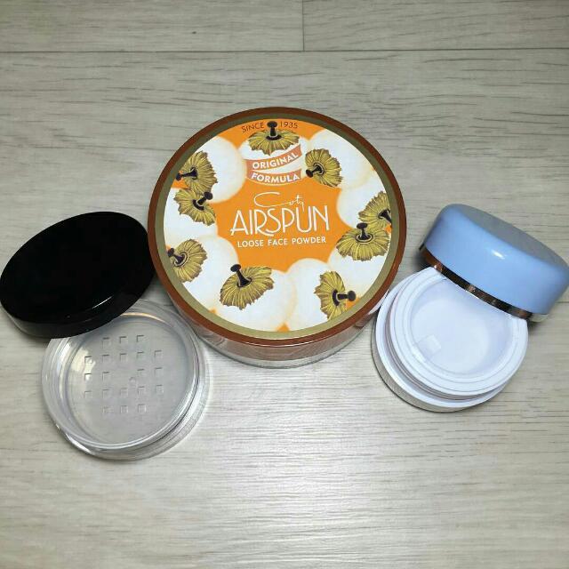 Coty Air Spun Loose Face Powder