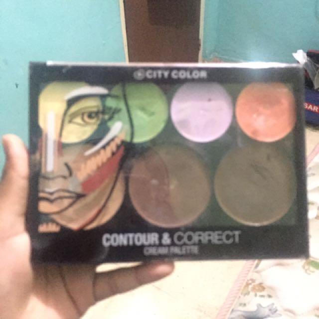 Countour&Correct - City Color