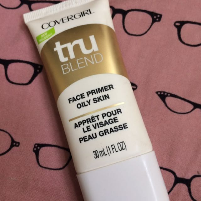 Covergirl Trublend (face primer oily skin). Used twice. Bought from US. Price @ Php 200 + shipping fee.
