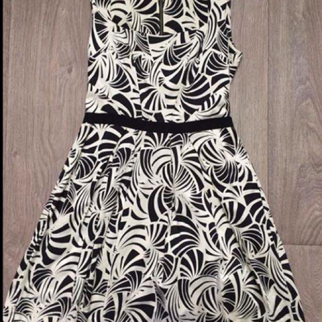 CUE Dress Sz 8