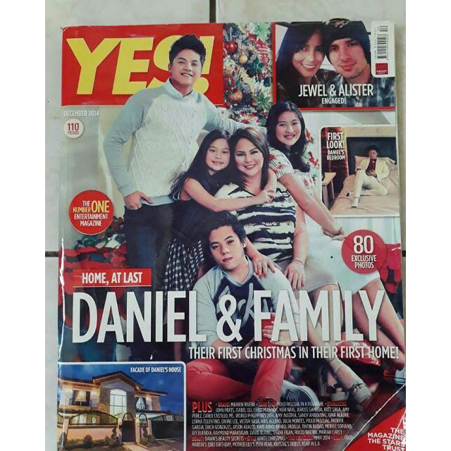 Daniel Padilla Yes Magazine