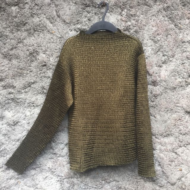dark green turtle neck