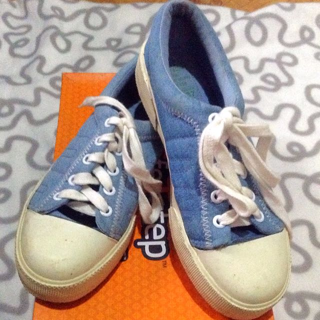 Denim Shoes (Dunnes)