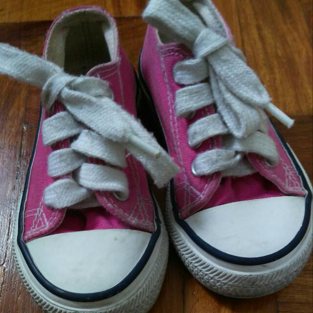 Evans Toddler Shoes