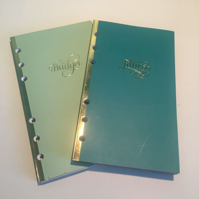 Fitness & Budget Planner