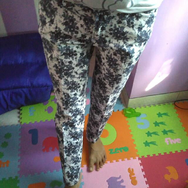 Flower jeans #nevada