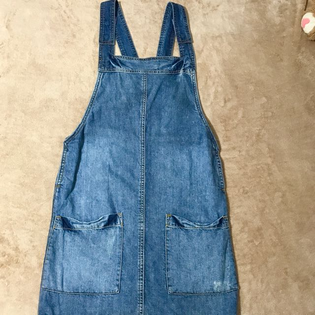 Forever21 Denim Dungaree