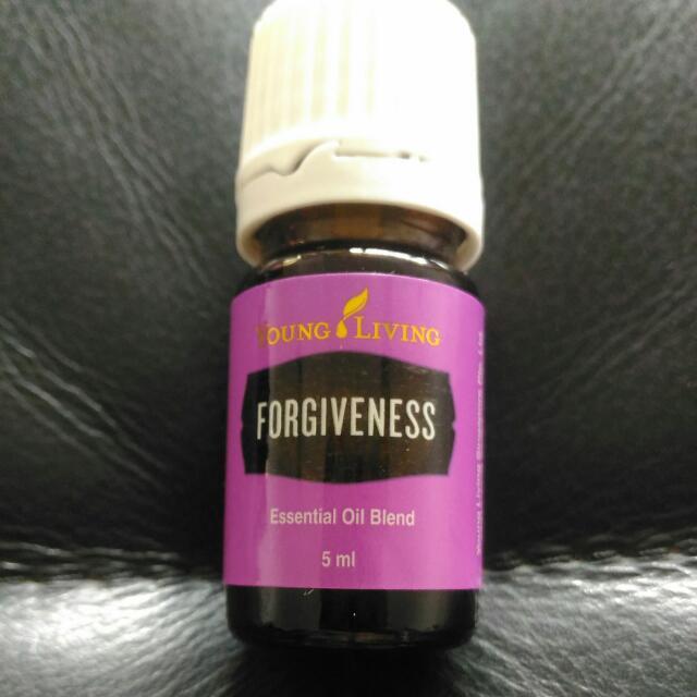 FORGIVENESS Essential Oil Blends
