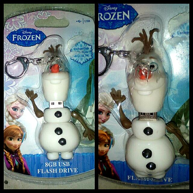 Repriced Frozen Olaf USB